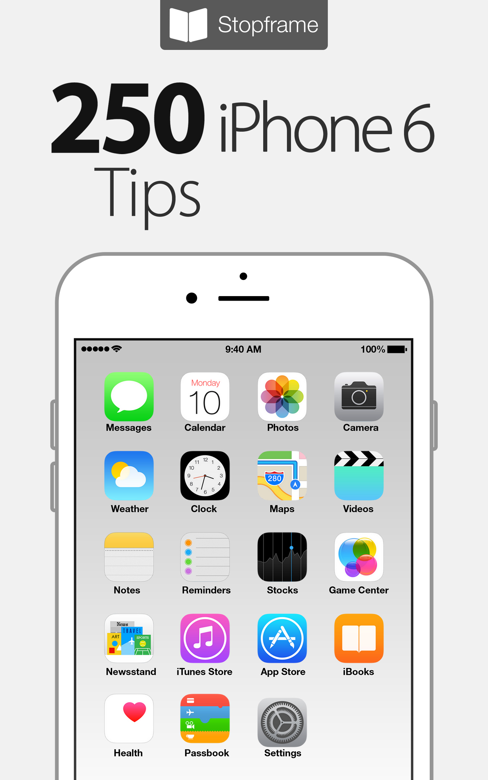 250 iphone 6 tips ebook released for just prmac. Black Bedroom Furniture Sets. Home Design Ideas